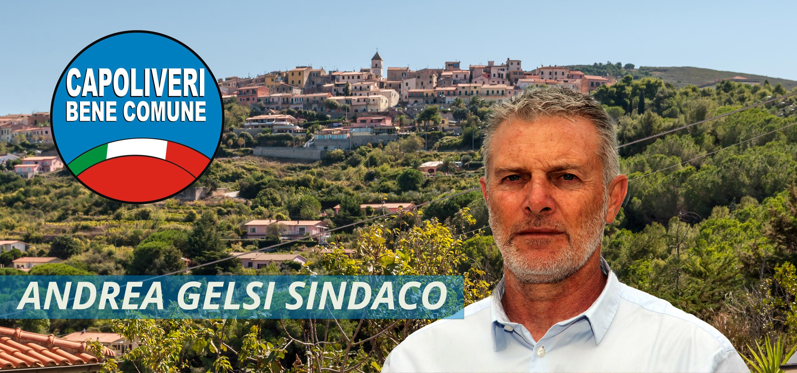Andrea Gelsi Sindaco